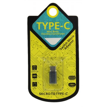MICRO TO TYPE-C ADAPTER