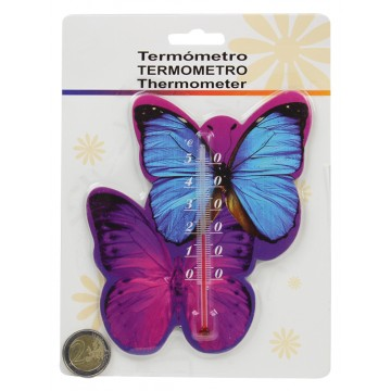 BUTTERFLY THERMOMETER