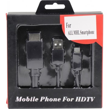 MHL TO HDMI MEDIA ADAPTER