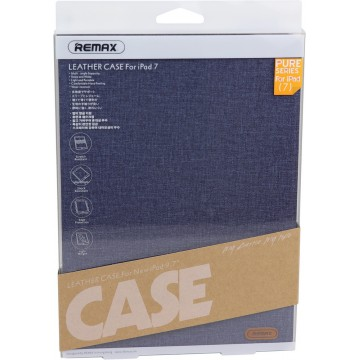 REMAX Pure series case for iPad 7 beige/blue/pink/khaki/gray