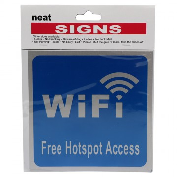 14*14 WIFI SIGN