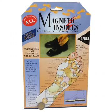 MAGNETIC INSOLES GENTS