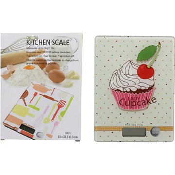 Electric Kitchen Scales