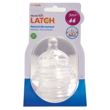 Munchkin Latch Teat - 3 Stages