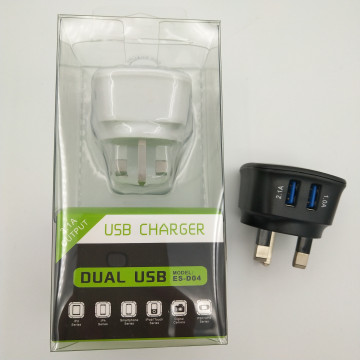 3.1A DUAL USB MAIN CHARGER