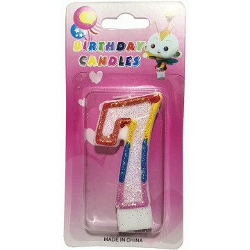 Number Birthday Candle-7 (12)