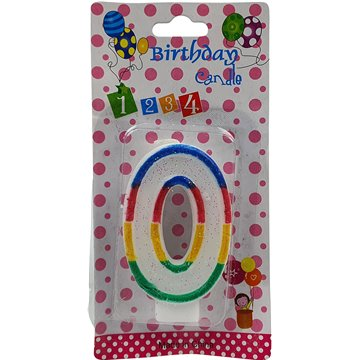 Number Birthday Candle-0 (12)